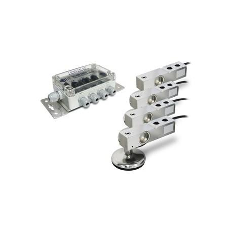 Kit cu 4 celule pentru platforme de cantarire PLK