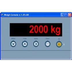 Softuri cantarire Weight console.