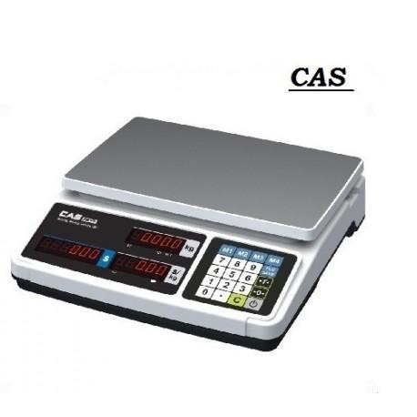 Cantar comercial CAS PR PLUS 15/30 kg
