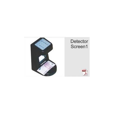 Detector Screen 1