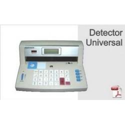 Detector universal