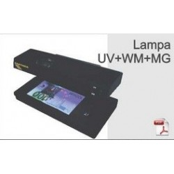 Lampa UW+WM+MG