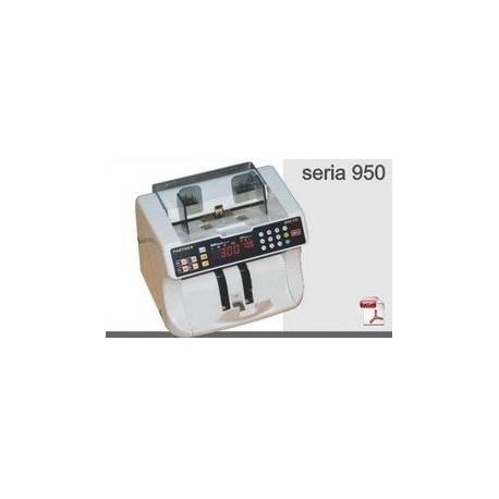 Masina de numarat bancnote Seria 950
