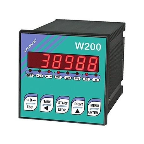 Indicator  de  cantarire  W200