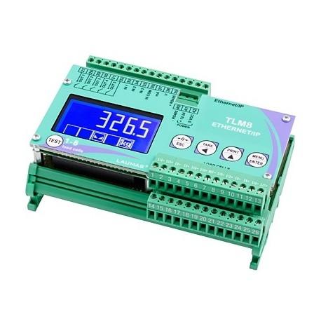 Transmitator de greutate TLM8 ETHERNET ,IP