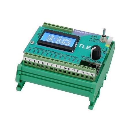 Transmitator  de  greutate  TLE