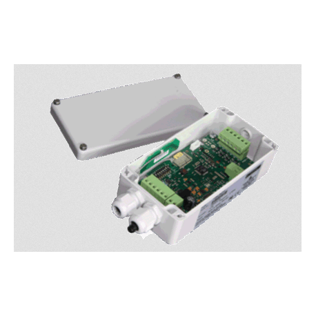Modul wireless cu iesire analogica T24-AO1i