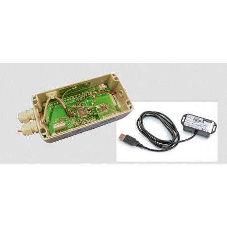 Statie wireless de telemetrie T24-BSi & T24-BSu