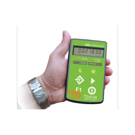 Indicator wireless portabil T24-HA