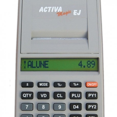 Casa de marcat  Activa Magic EJ  ( Li-Ion)