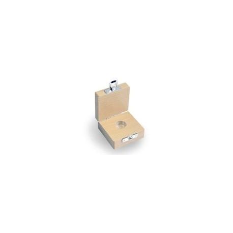 Cutii de lemn pt greutati etalon de ordinul miligramului
